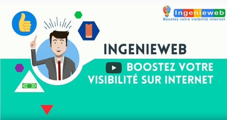 servics communication digitale ingenieweb en vidéo