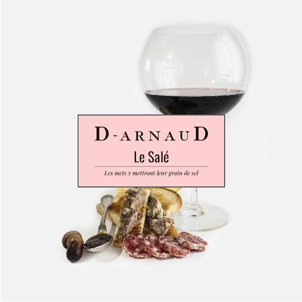 D-ARNAUD Le Salé - épicerie fine made in France